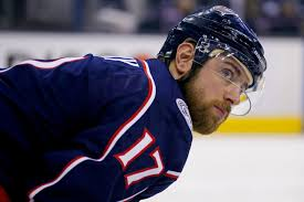 I Wont Give Up Brandon Dubinsky Seems Far Away From Blue