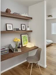 75 Small Home Office Ideas For Men  Masculine Interior DesignsSmall Home Office Room Design