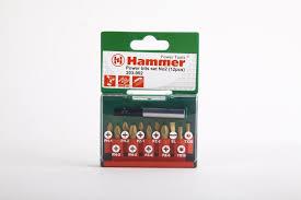 <b>Набор бит Hammer</b> 203-902 PB set No2 Ph/Pz/SI/Тх 12шт - купить ...