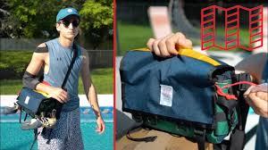 Topo Designs Field Bag Unboxing Review Best Shoulder Bag Camera Bag Climbing Bag