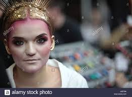 london uk 20th may 2017 make up artist magazine wele imats international make up artists trade