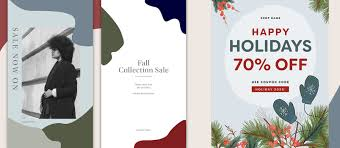 Free Holiday Design Templates Free Adobe Stock Templates For The Holiday Shopping Season