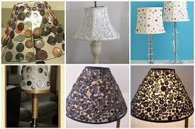 mosaic diy on lamps