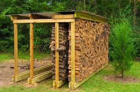 Luxurious Image Firewood Storage Shed Design Diy Firewood Storage