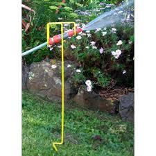 garden hose holder yellow