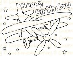 Looked like it came from a real. Plane Birthday Coloring Page Printable Airplane Birthday Party Etsy