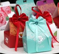 Discount Chinese Wedding Favor Boxes