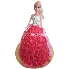Girl Special Barbie Cake Anytimecakes