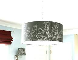 drum shade ceiling light drum shade ceiling fan awesome ceiling fan linen drum shade bronze light drum shade ceiling