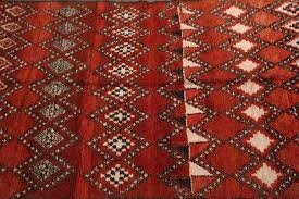 moroccan vintage rug rehamna from the plains of marrakech rehamna rug second quarter 20th