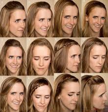 Hoe Maak Je Een Mooie Alledaagse Kapsel Voor Een Halflang Haar Met