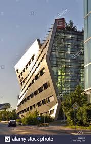modern office building. Modern Office Buildings In Prague Czech Republic Building L