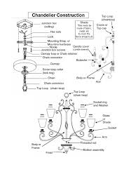 one other image of chandelier lighting elements