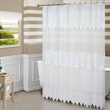white lace shower curtain. OriginalViews: White Lace Shower Curtain U