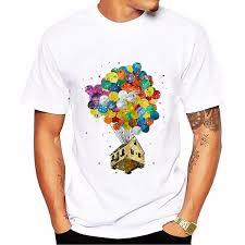Up House Balloons Online Get Cheap Balloons House T Shirts Aliexpresscom Alibaba