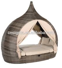 wicker day bed. Beautiful Day Latest Designs Apple Shape Wicker Daybed Outdoor Sun Bed Unique Rattan Day  Bed Intended Day C