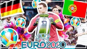 UEFA EURO 2020: FINALE Deutschland vs Portugal ⚽ EURO 2020 #7 - YouTube