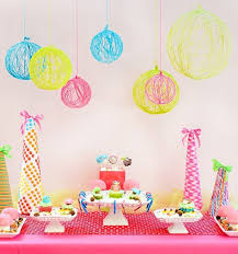 source diy party decoration