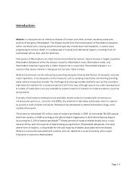essays on malaria in africa essay malaria