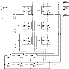 arduino simplifying a relay network electrical engineering model of reed relay network