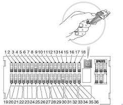1997 2006 land rover lander l314 fuse box diagram fuse diagram 1997 2006 land rover lander l314 fuse box diagram