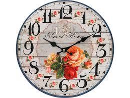 <b>Часы настенные</b> «<b>Любимый дом</b>» 110-CL Белоснежка 34 см ...