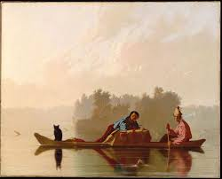 famous paintings at the met george caleb bingham most famous paintings at the met