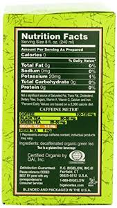 amazon bigelow decaffeinated organic green tea 40 count bo pack of 6 240 tea bags total decaffeinated individual green tea bags for hot tea or