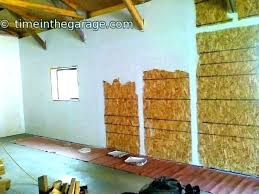 surprising garage wall ideas how to finish garage walls garage walls ideas finishing how to finish