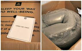 memory foam mattress box. Our Yogabed Arrived In Just About A Week. The FedEx Driver Put Box Garage But I Had To Wait Until My Husband Came Home Get It Upstairs. Memory Foam Mattress M