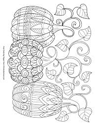 Small Picture Halloween Coloring Page Three Pumpkins PrimaryGames Play Free