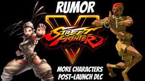 8 more characters rumor leak pc beta hack street fighter v