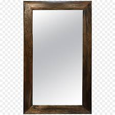 Mirror With Wood Frame Design Wood Frame Frame