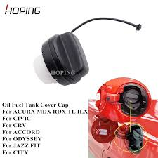 Auto Oil <b>Fuel Tank Cover Cap</b> FOR HONDA CIVIC CRV ACCORD ...