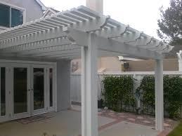 orange county aluminum patio cover anaheim hills cam01205