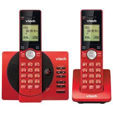 vtech 2 handset dect 6 0 cordless phone