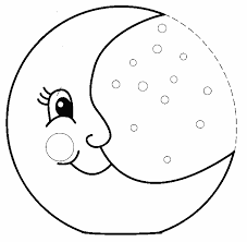 Small Picture Moon coloring pages for preschool ColoringStar