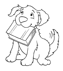 coloring book sheets unique dog coloring books
