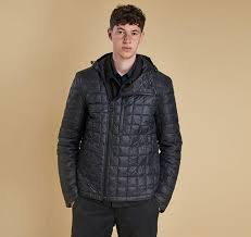 Barbour MQU0807BK11-Barbour Five Bell Quilted Jacket-Buy ... & Mens Barbour Five Bell Quilted Jacket Mqu0807Bk11 Black New In Adamdwight.com