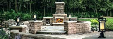 outdoor gas fireplace kits outdoor fireplace kits gas outdoor propane gas fire pit kits