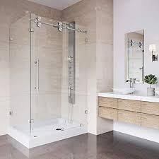 frameless shower enclosures. Simple Shower Frameless Shower Enclosure With 375in And Enclosures E