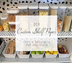 DIY Shelf Paper - Wills CasaWills Casa
