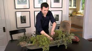 Dough Bowl Decorating Ideas How To Create A Vegetable Centerpiece With Nico De Swert Pottery 69