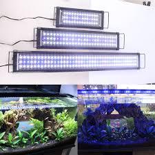 Marineland Aquarium Light Details About Aquarium Fish Tank Led Light Over Head Lamp