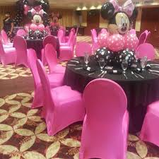 Minnie Mouse Baby Shower Decorations Minnie Mouse Polka Dots Baby Shower Party Ideas Photo 3 Of 10