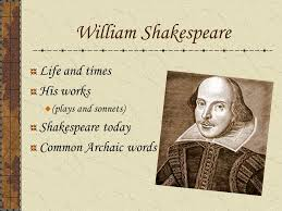 william shakespeare s works a life and works of william shakespeare coursework service