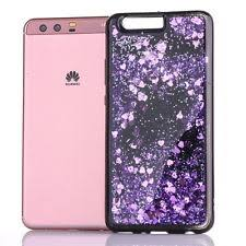 huawei p9 phone cases. luxury dynamic liquid glitter quicksand soft tpu back case for huawei phones p9 phone cases