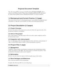 Informal Proposal Magnificent Informal Proposal Format 48 Informal Vs Informal Proposal Writing