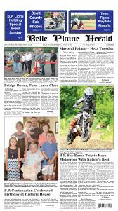 Belle plaine herald august 3, 2016 by Belle Plaine Herald - issuu