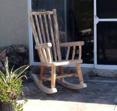 rustic rocking chair by superdave02 lumberjockscom rustic rocking chairs rustic rocking chairs uk